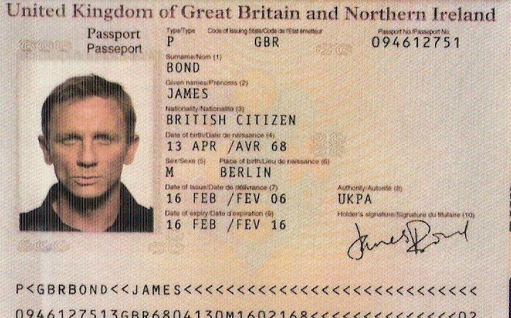 cv anglais permis conduire