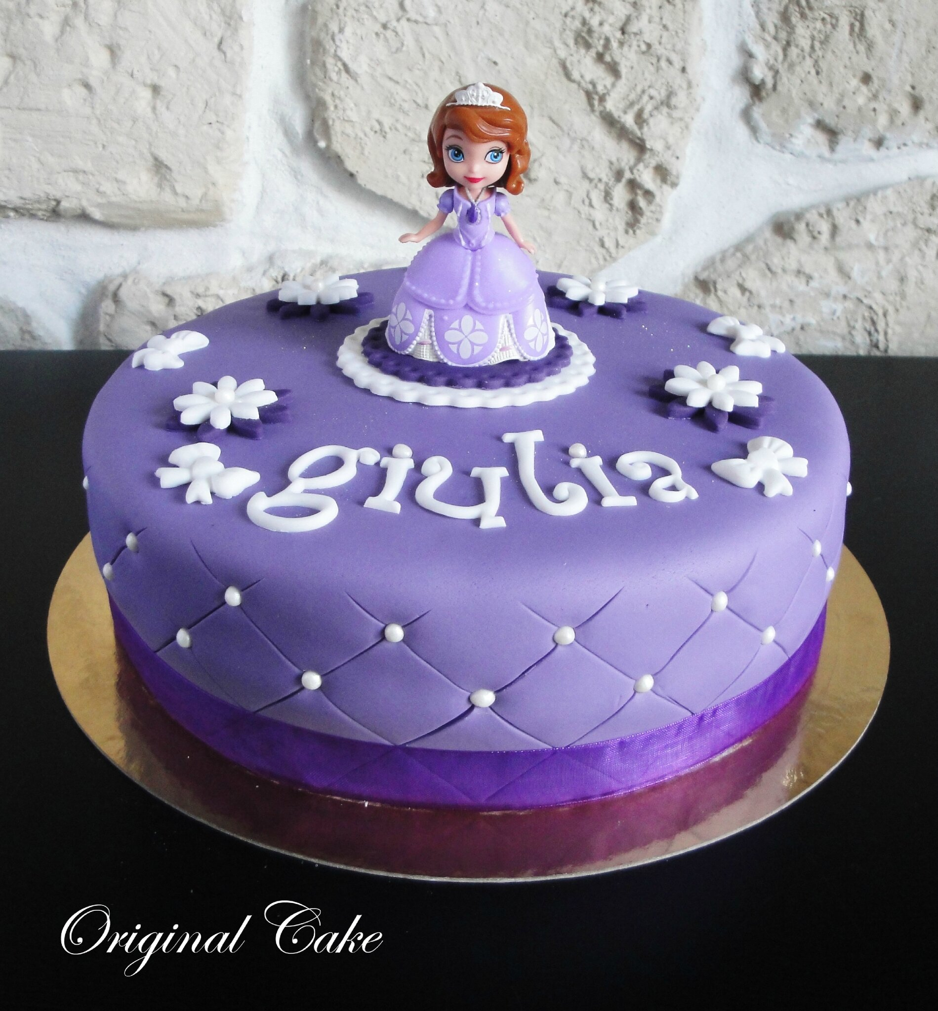 Decoration Gateau Originale Gâteau Princesse Sofia Original Cake