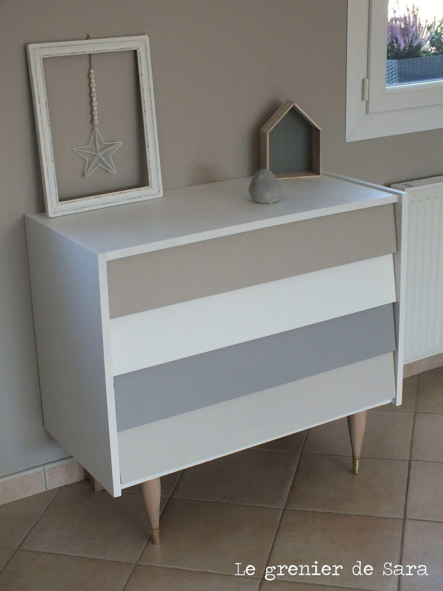 Vieille Commode Relookée Commode Relookee