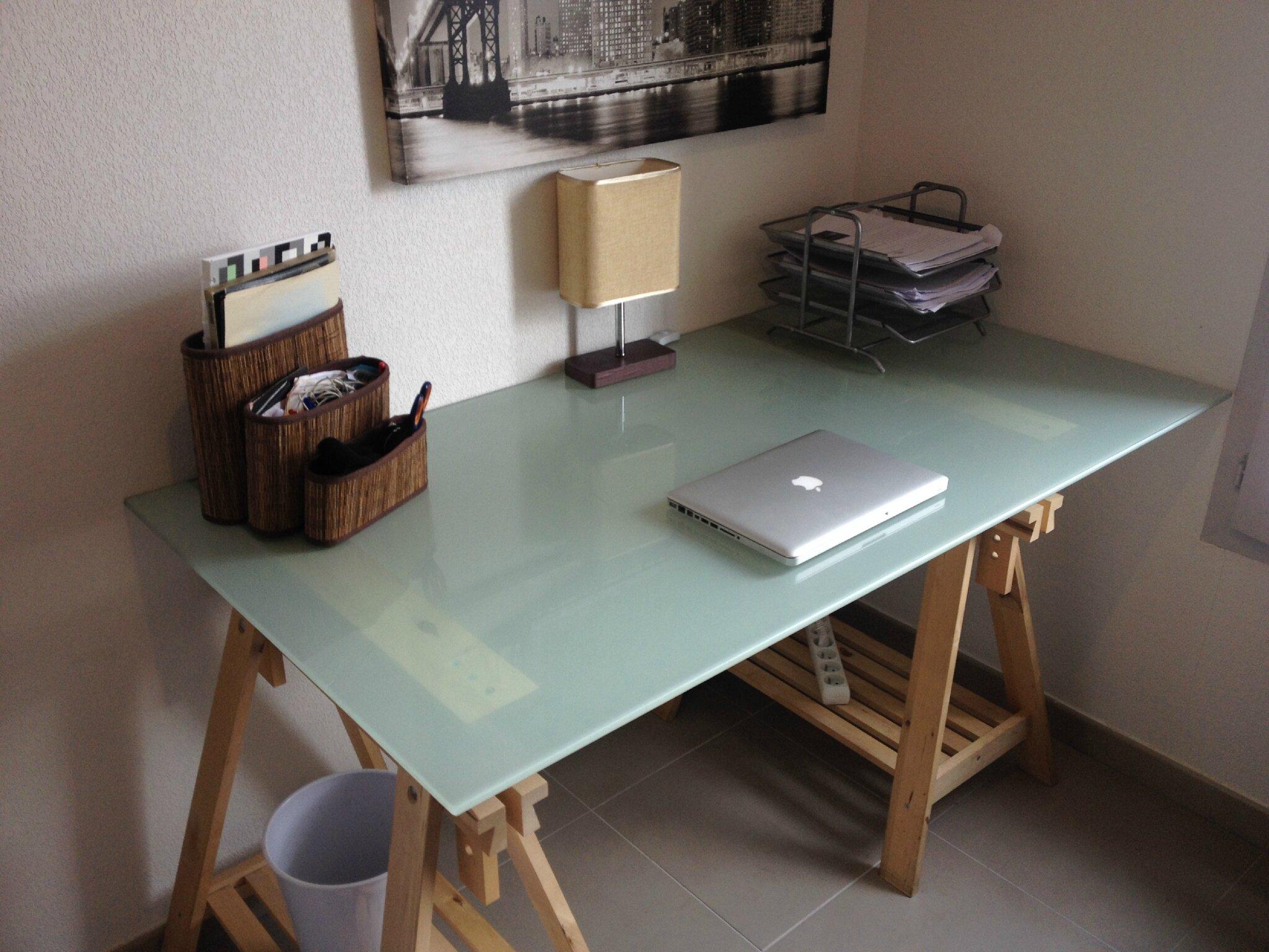 Bureau moderne ikea modern l shaped desk ikea
