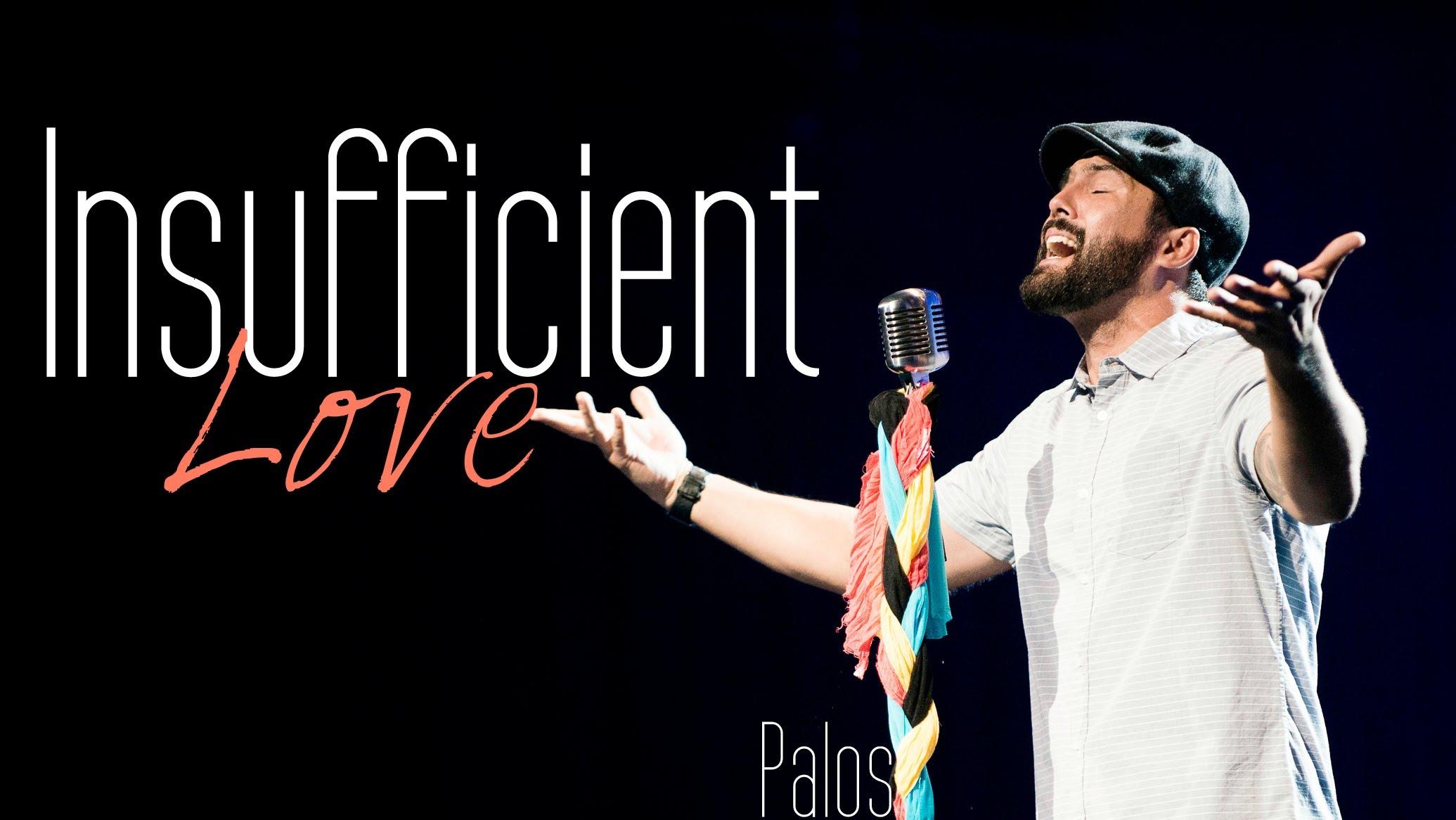 @P4CM Presents Insufficient Love by Jose Palos @Godsinkblot #RHETORIC2013