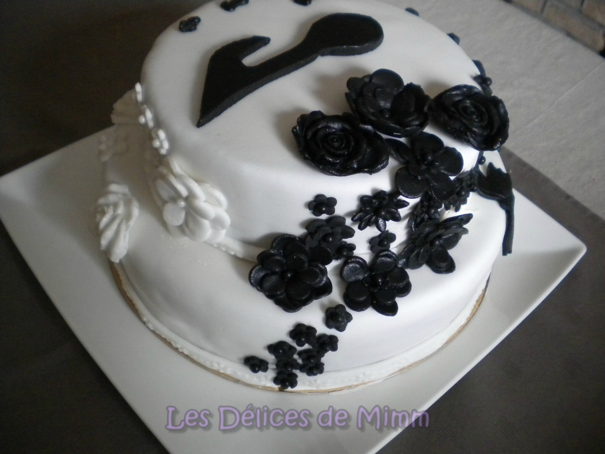 Decoration Gateau Pate Amande Gâteau
