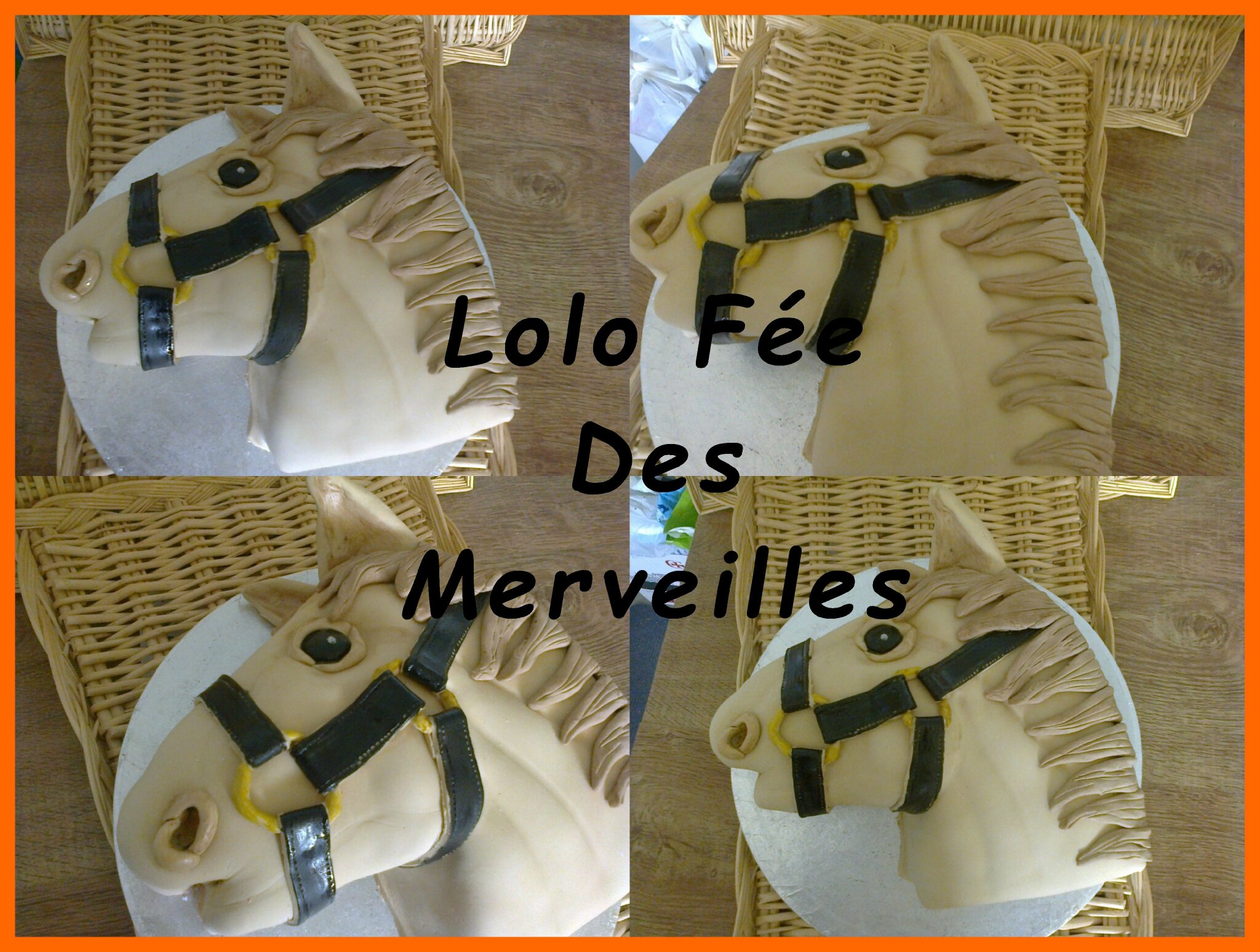 Gateau Tete De Cheval Gâteau Quottête De Cheval Quot Laurie Cakes And Cie