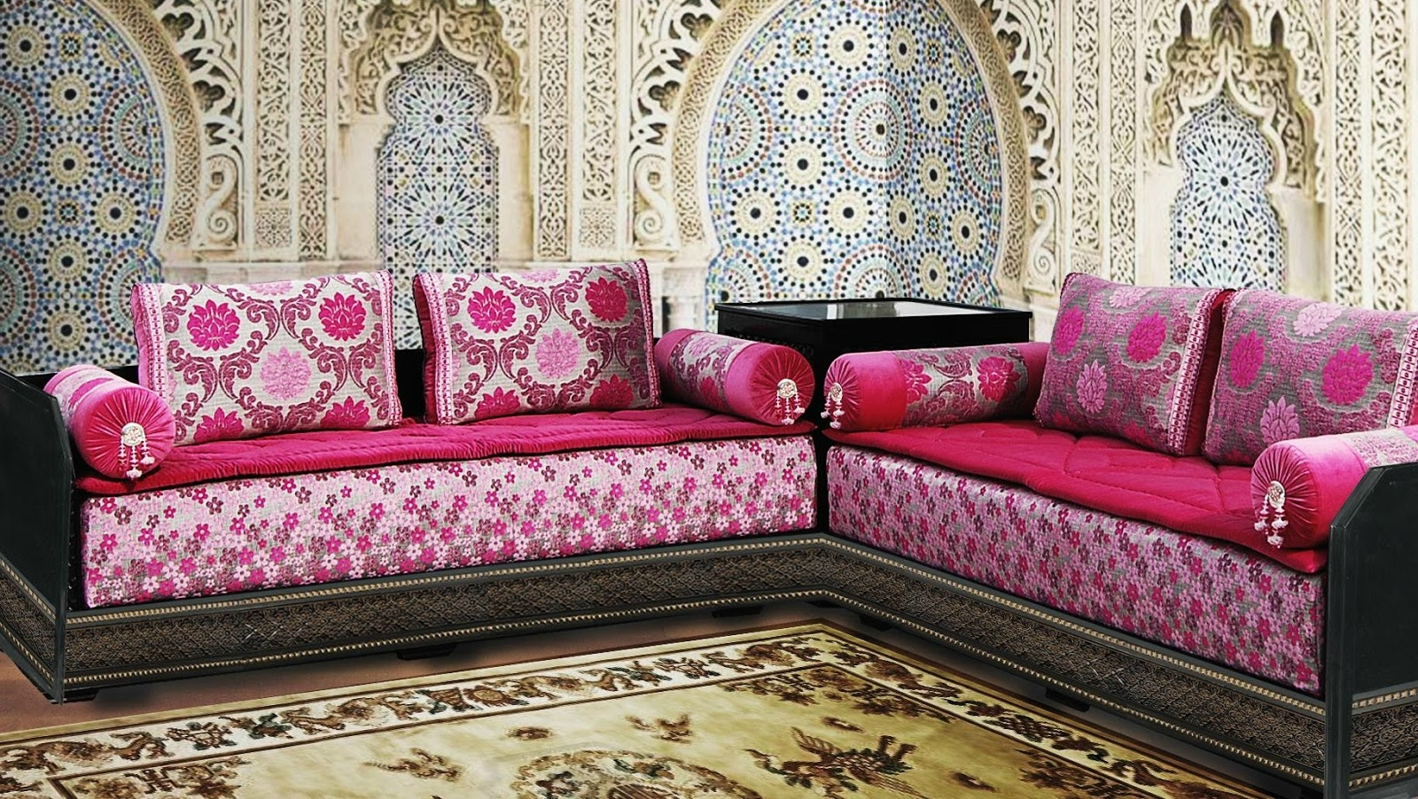 Salon De La Décoration Paris 2017 Salon Marocain Design 2017 Richbond Decoration Salon Maroc