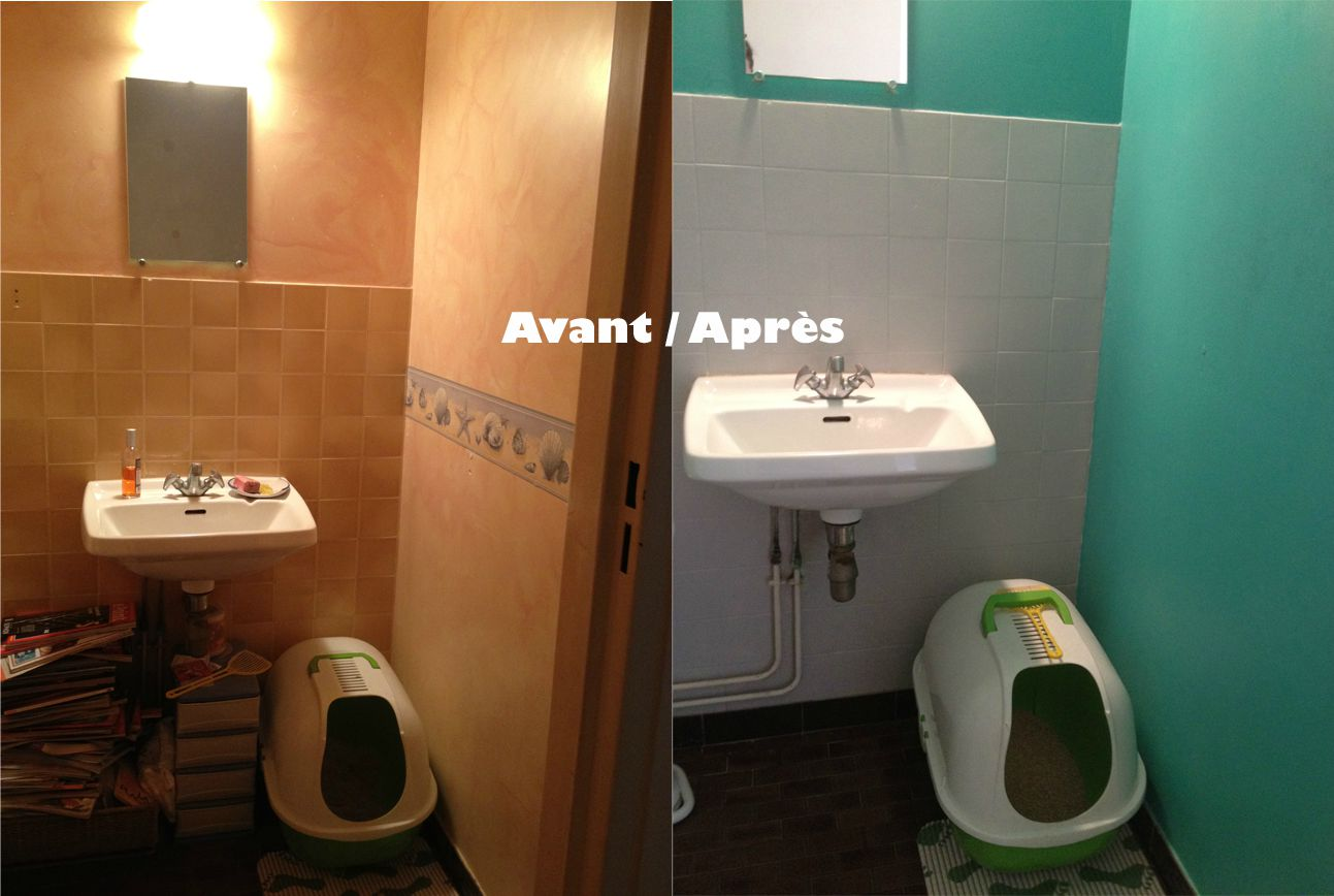 Relooker Ses Toilettes Carrelage Pour Toilette Stunning Related Post With Carrelage Pour