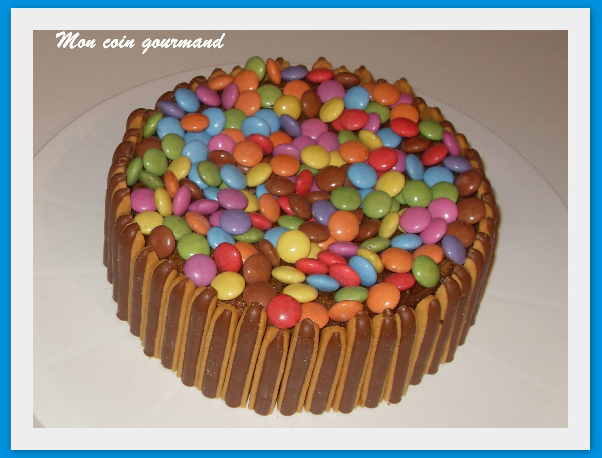 Decoration Gateau Yaourt Fsgfd