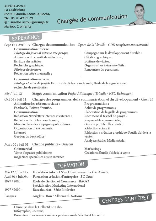 competences en organisation et competences cv