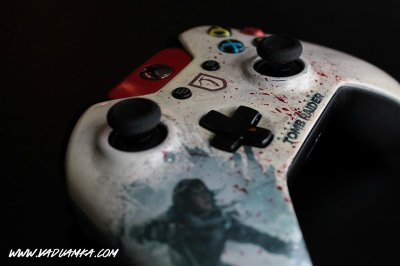 Rise of the Tomb Raider - Xbox One Controller - Vadu Amka's Project