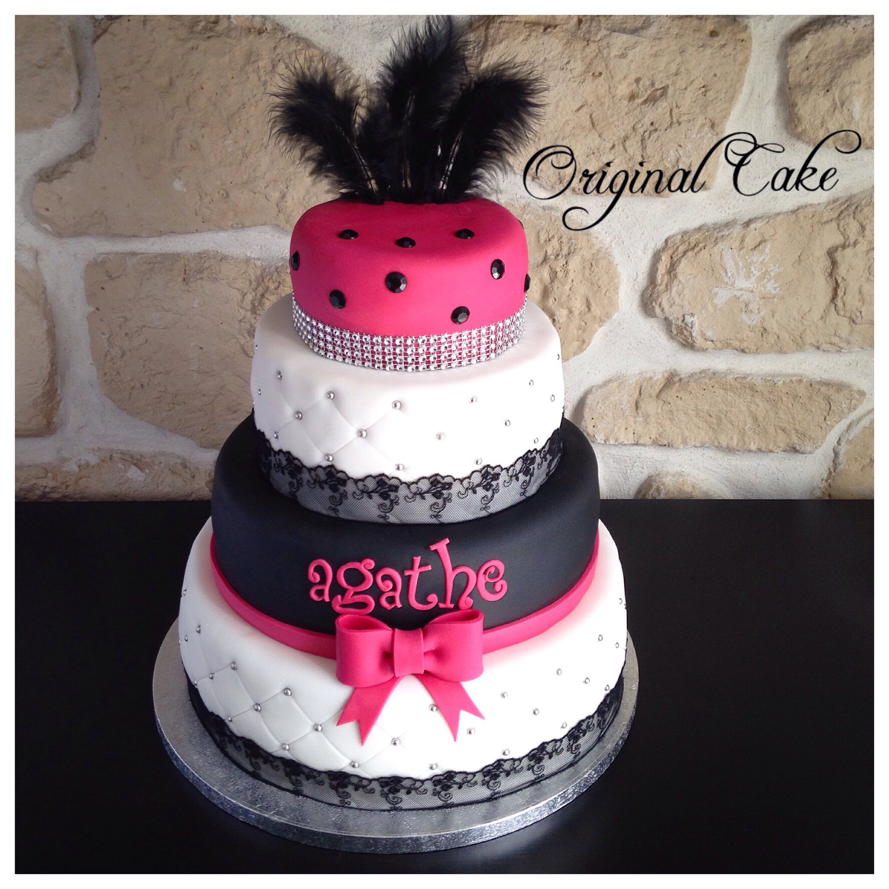 Decoration Gateau Originale Original Cake