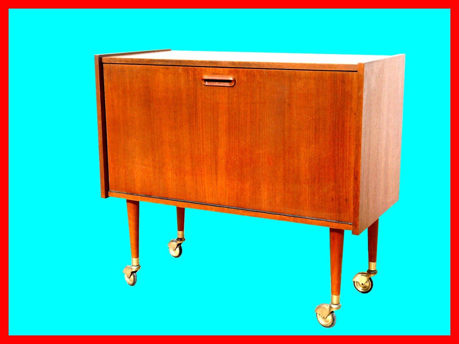 meuble tv année 60 | enfilade design pas cher maison design wiblia
