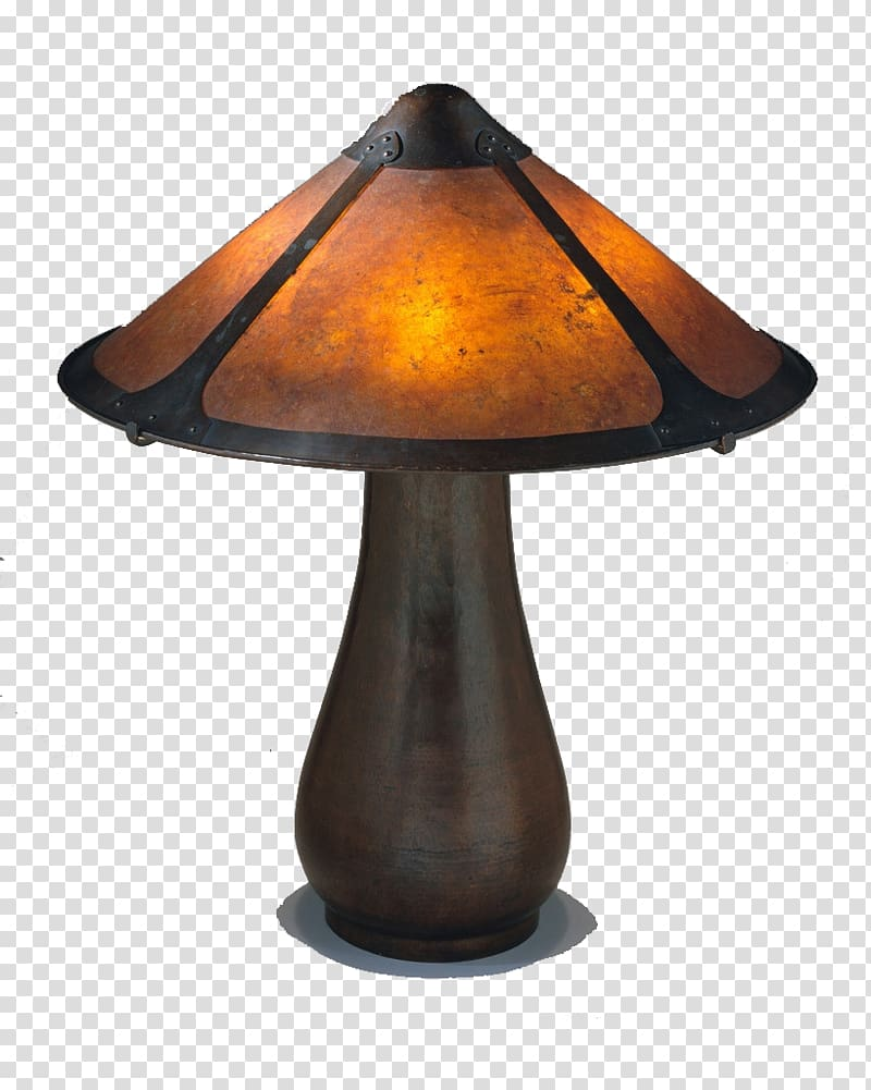 Designer Lampe Lampe De Bureau Digital Data Designer, Do The Old Mushroom Table Lamp Transparent Background Png Clipart | Hiclipart
