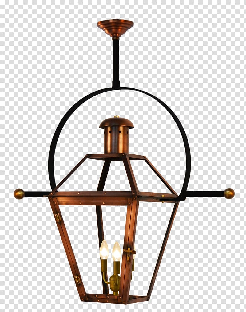 Gas Lighting Light Fixture Lantern Copper Wall Lamp Transparent Background Png Clipart Hiclipart