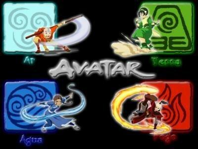 Avatar Aang Wallpaper Hd Les Quatre 233 L 233 Ments Photo De Avatar Le Dernier Ma 238 Tre
