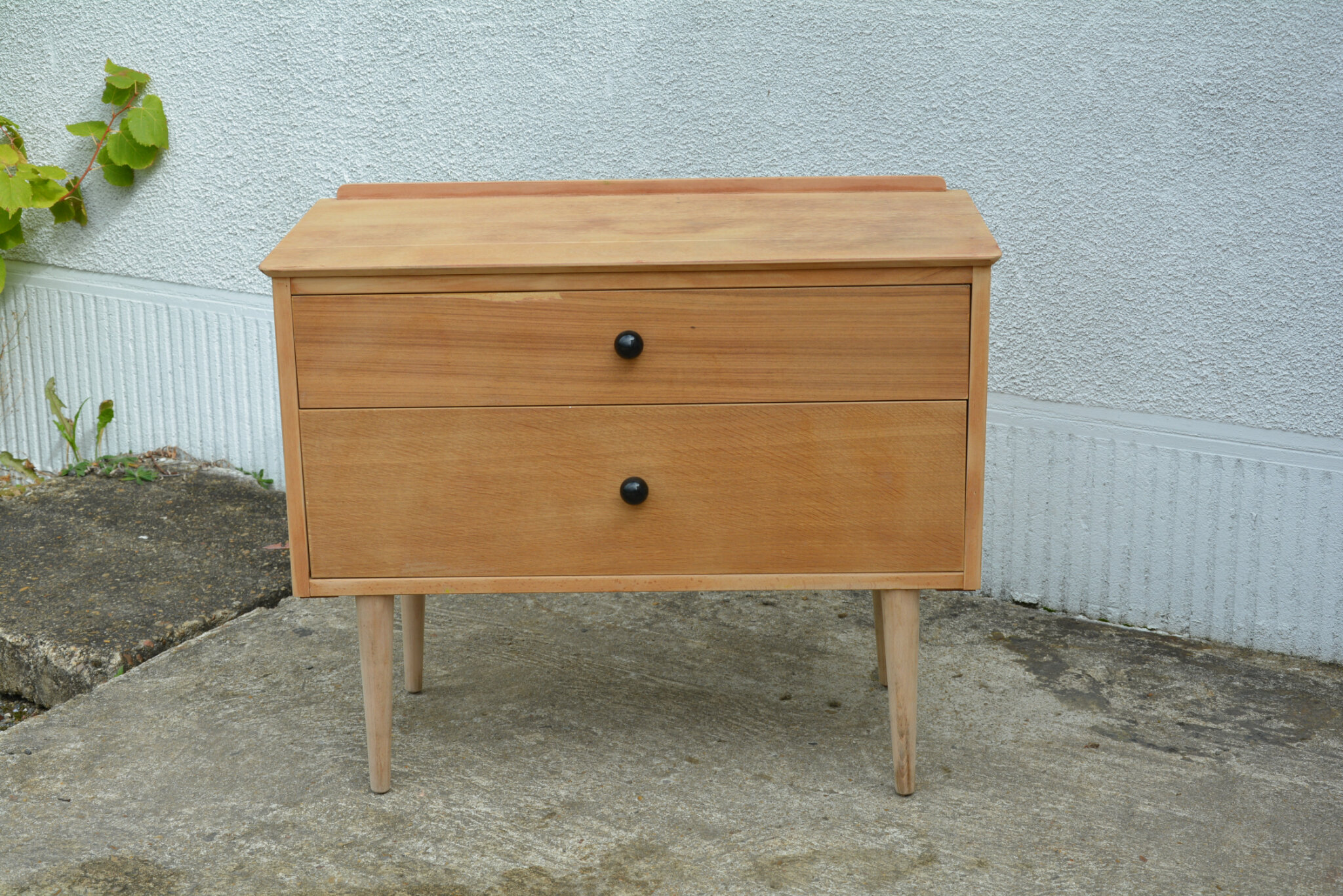 Coiffeuse Cocktail Scandinave Petite Commode Scandinave