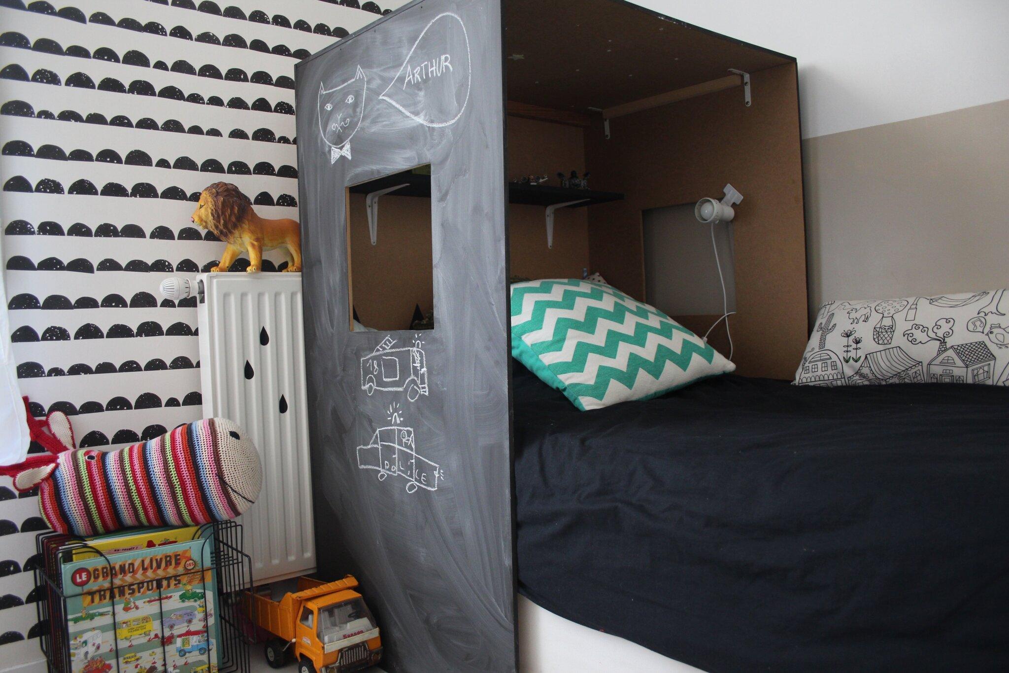 Chambre Fille 7 Ans | Chambre De Fille Dessin