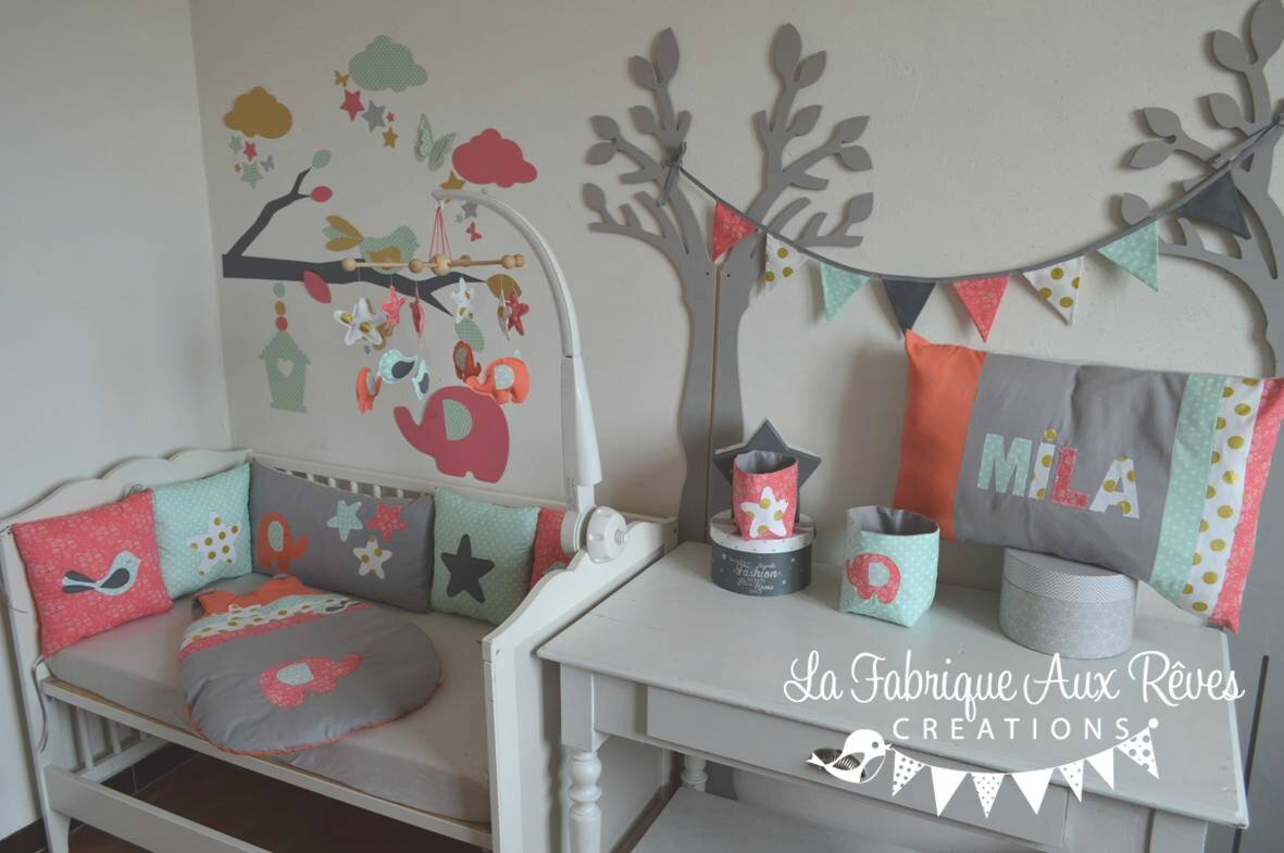 Decoration Murale Bebe Fille Decoration Chambre Bebe Fille Fee Modèle De Tricot Gratuit