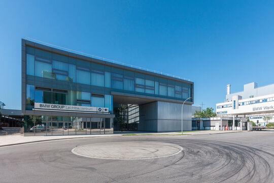 BMW Opens Lightweight Construction Centre in Landshut - bmw corporate office
