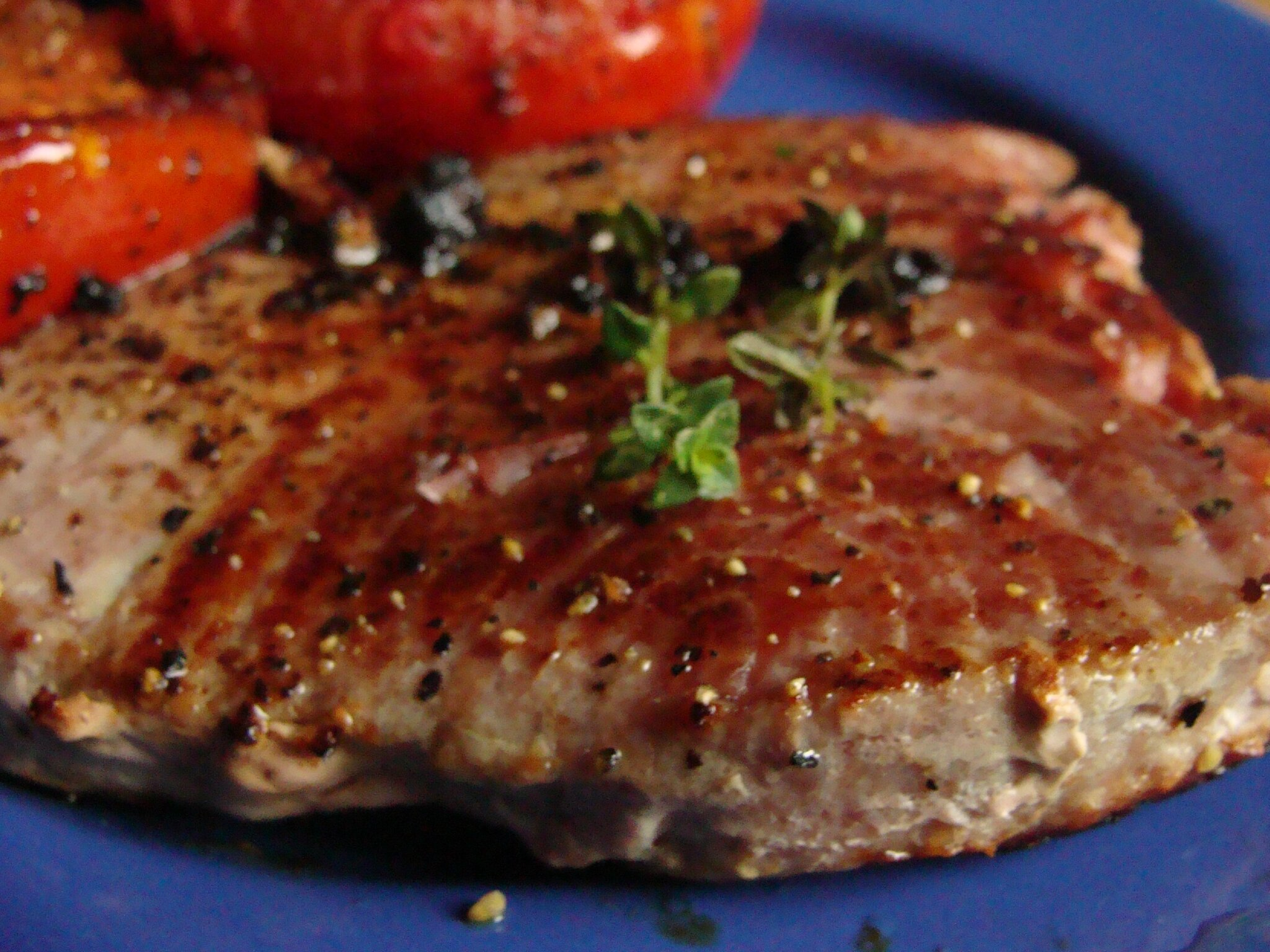 Cuisiner Du Thon Steak De Thon Rouge A La Tomate