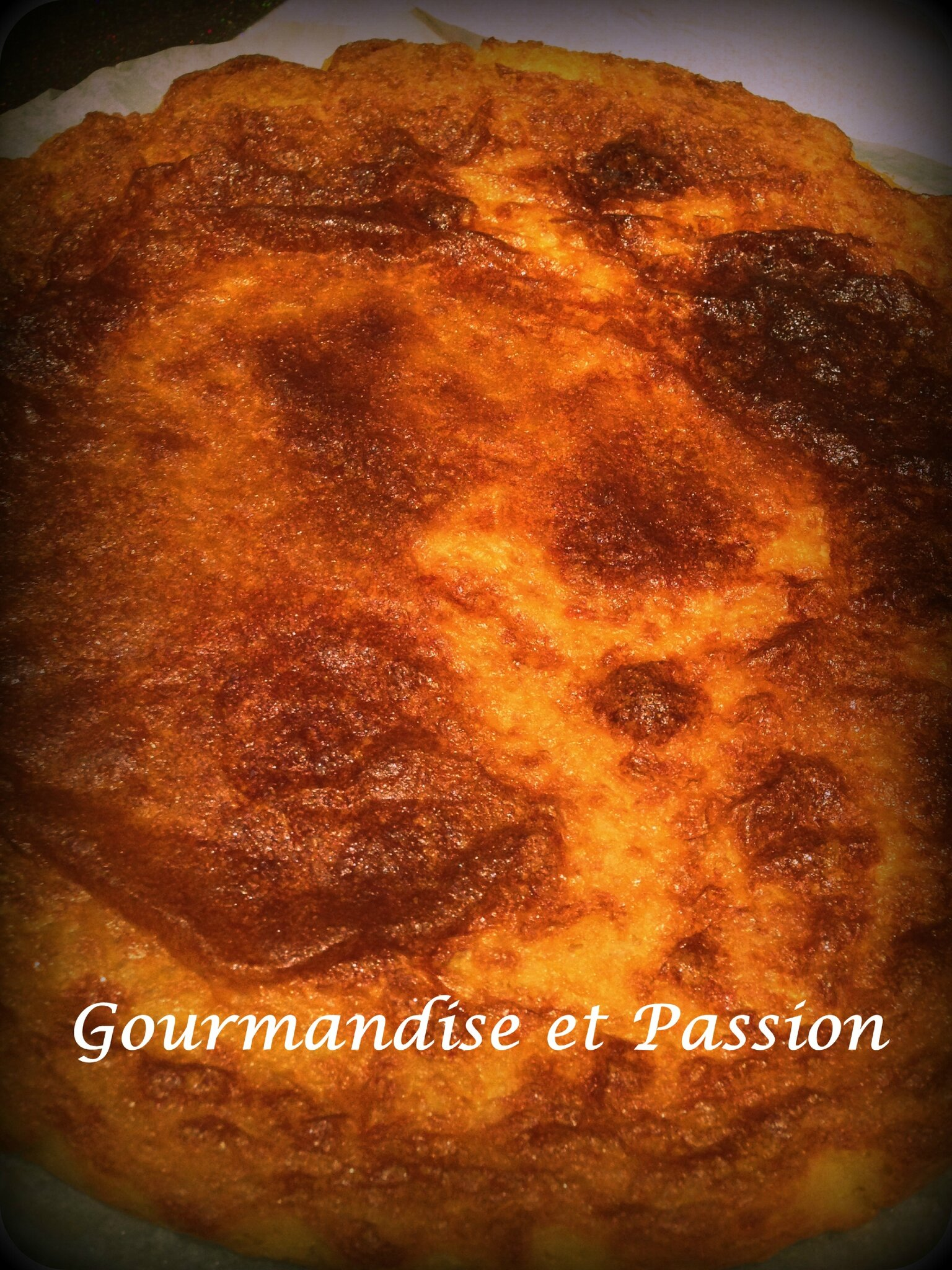 Cuisine Passion Bastia Farinata De Pois Chiches Gourmandise Et Passion