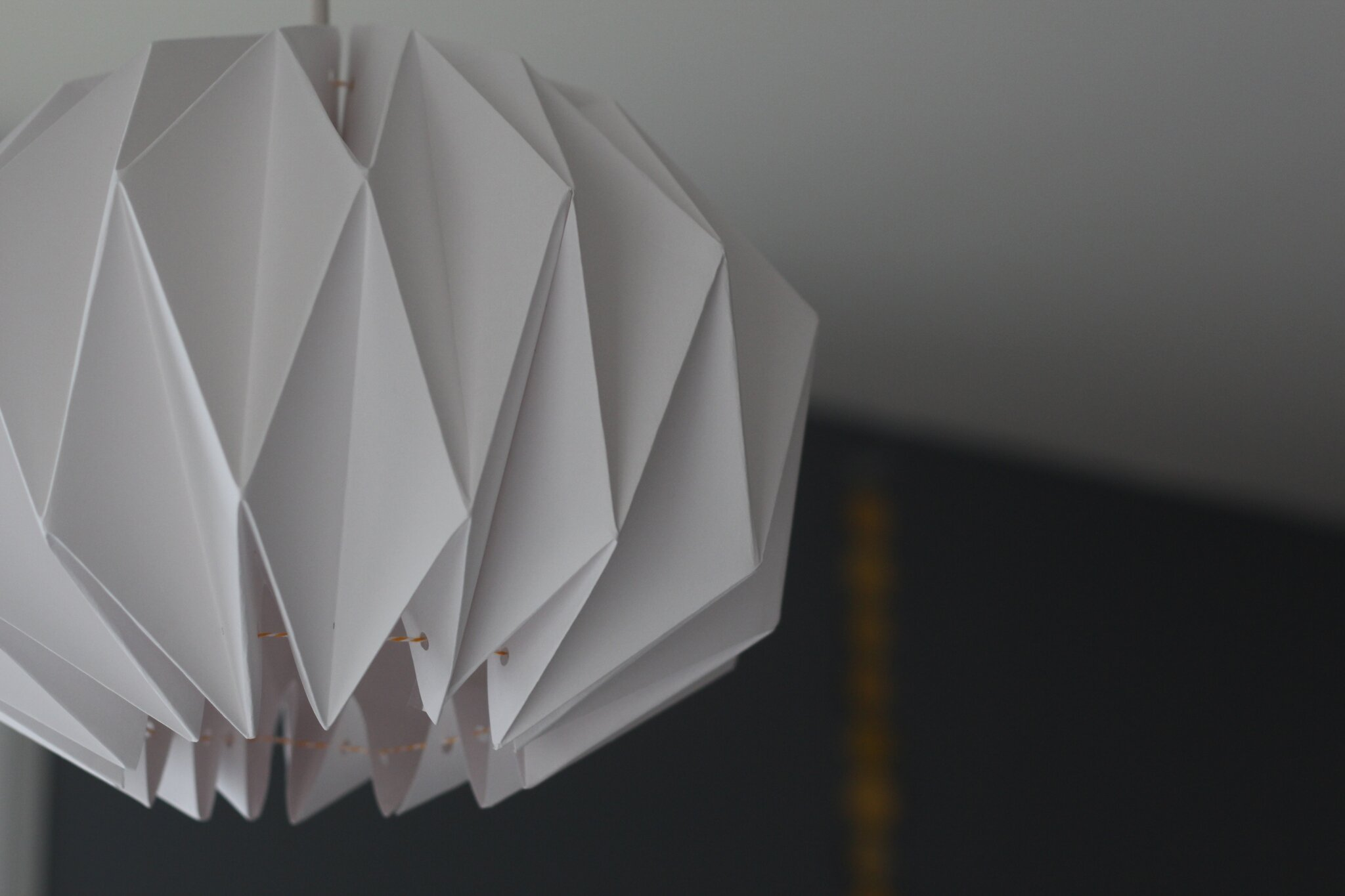 Abat Jours Papier La Suspension Origami Emilie Sans Chichi