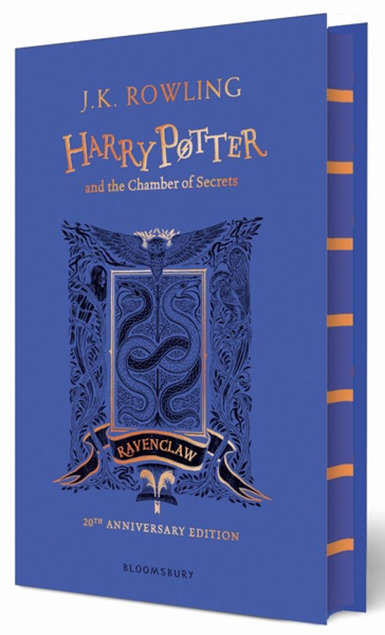 J Line Verlichting Harry Potter (02): Harry Potter And The Chamber Of Secrets
