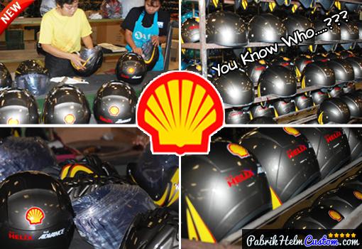 slide helm custom shell Indonesia