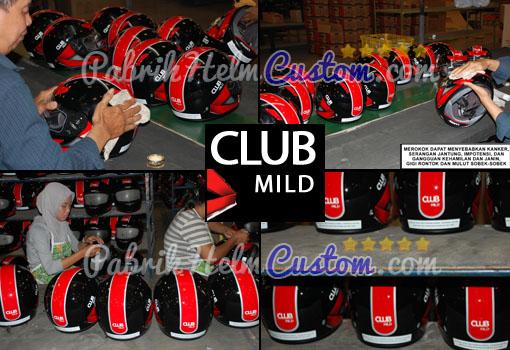 helm custom bentoel club mild