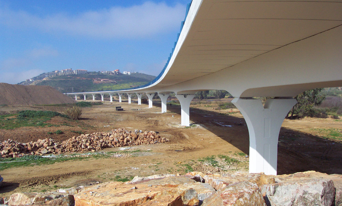 Precast Bridges Pacadar Precast Concrete Variable Depth Bridges