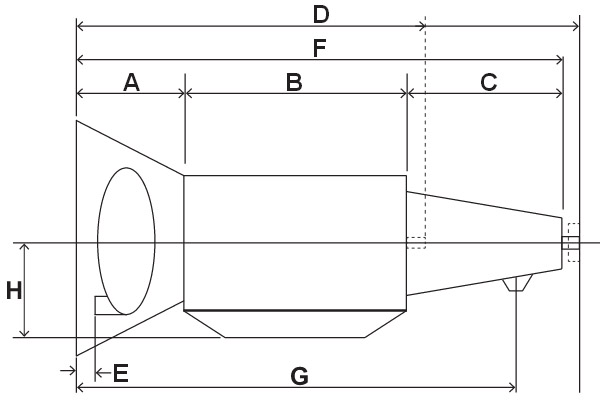 Transmission Dimensions