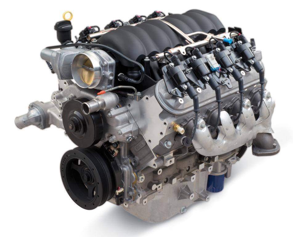 GMP-19256529 - Pace Performance LS3 376CID 525 HP Crate Engine