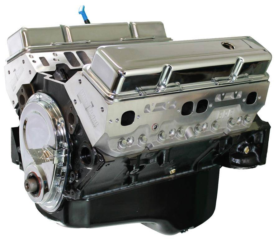 BP3961CT - BluePrint Engines 396CI Stroker Crate Engine, Small Block - copy blueprint engines how to