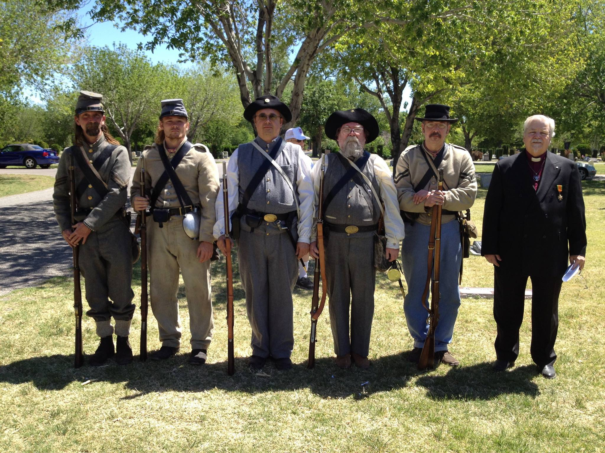 These few celebrate confederate memorial day in las vegas for Decoration day