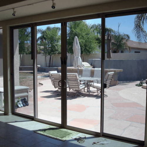 residential window glass replacement