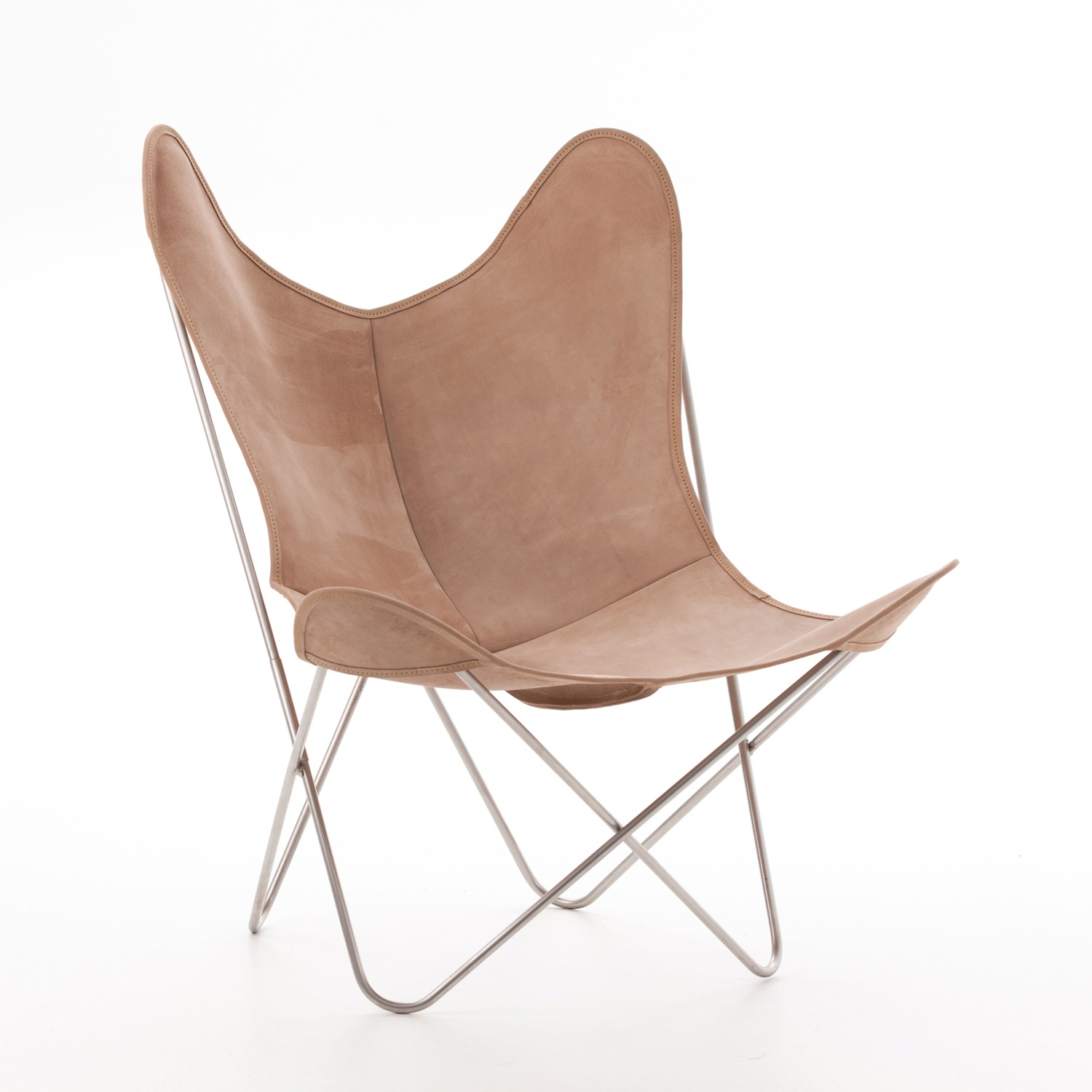 Butterfly Sessel Aa By Airborne Butterfly Chair Spaltleder Le Lodge