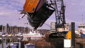 Emergency Boat Salvage