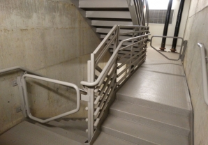 L200 Checker Plate Pacific Stair Corporation