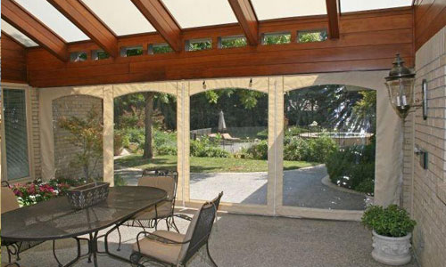 Pacific Tent Awning Custom Commercial Residential