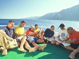 Master Scuba Diver Trainer Course
