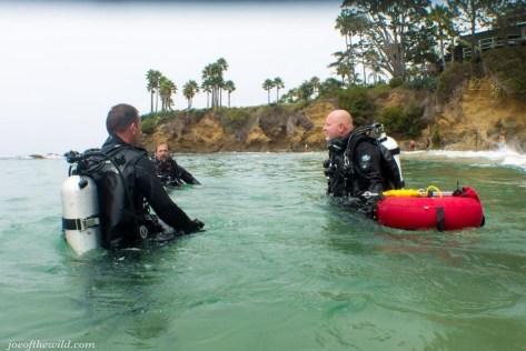 Josh, Greg, Ian with Float