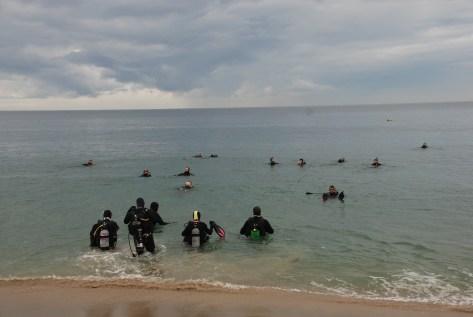 SCUBA Dive 119