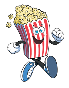 Popcorn Weekly Drawing -- Entry Due