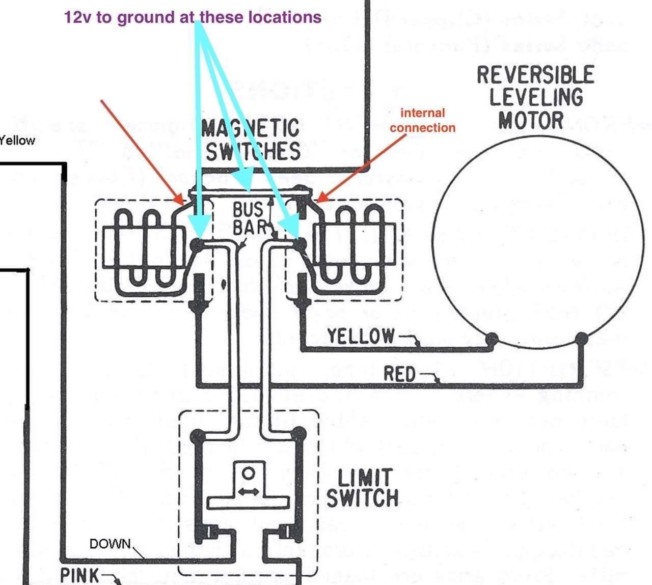 12v 3 terminal winch motor wiring diagram