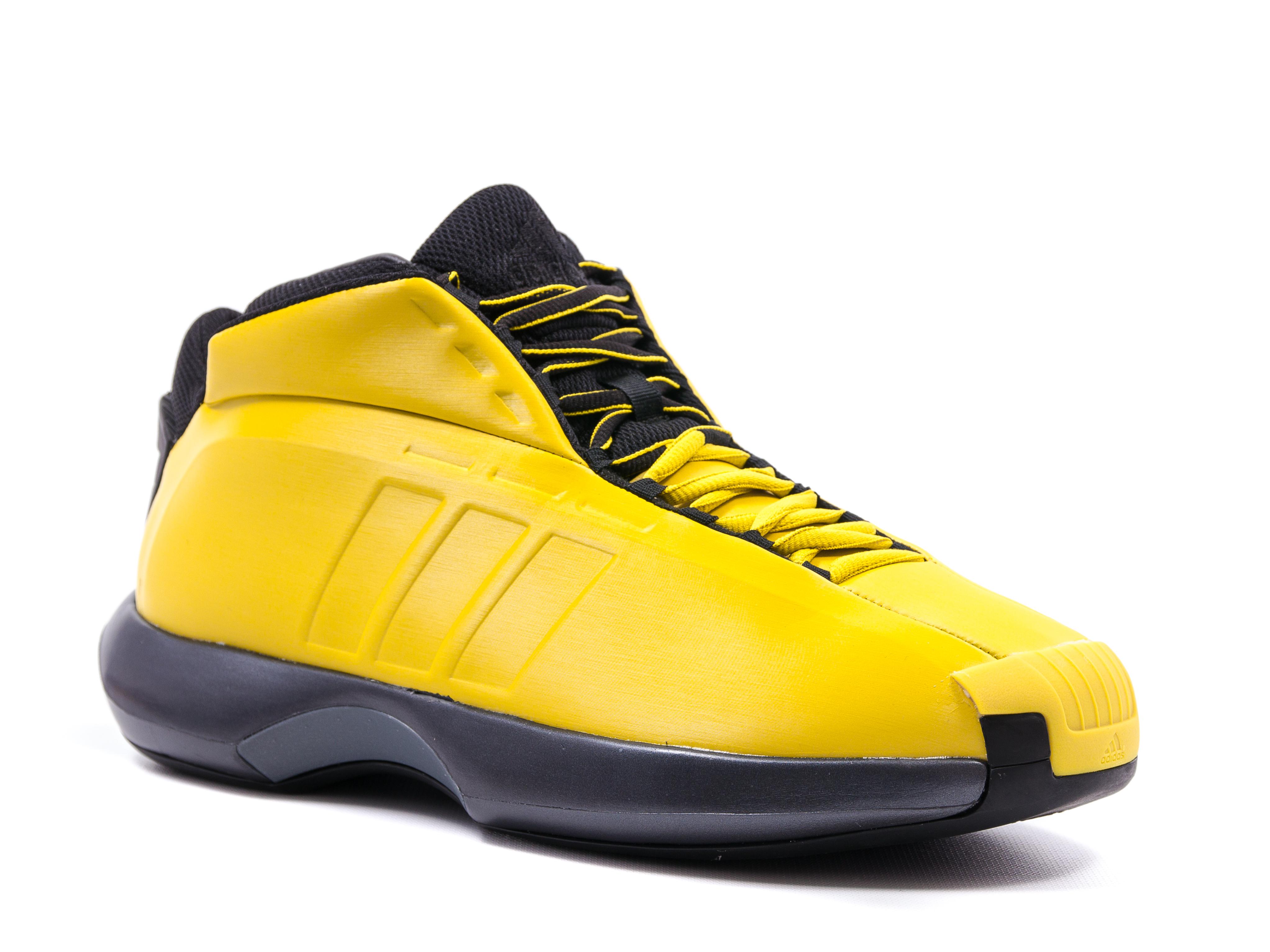 Adidas Crazy 1 Og The Kobe 1 Sunshine 12 26 At