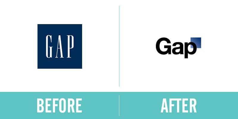 6 Lessons Learned From Various Rebranding Cases Packhelp - rebranding