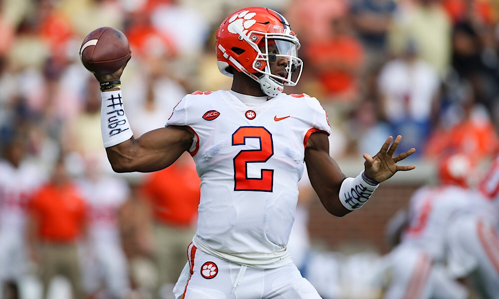 Could Kelly Bryant Transfer to NC State? - Pack Insider