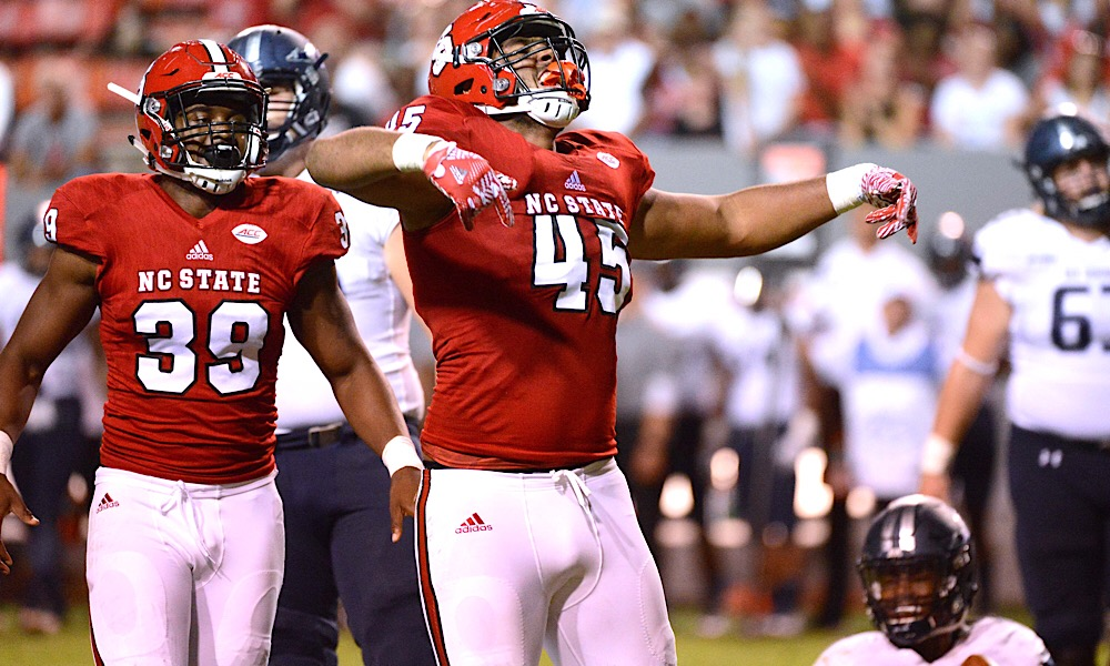 NC State\u0027s Depth Chart vs UNC (with notes) - Pack Insider