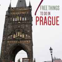 7 Free Things To Do in Prague