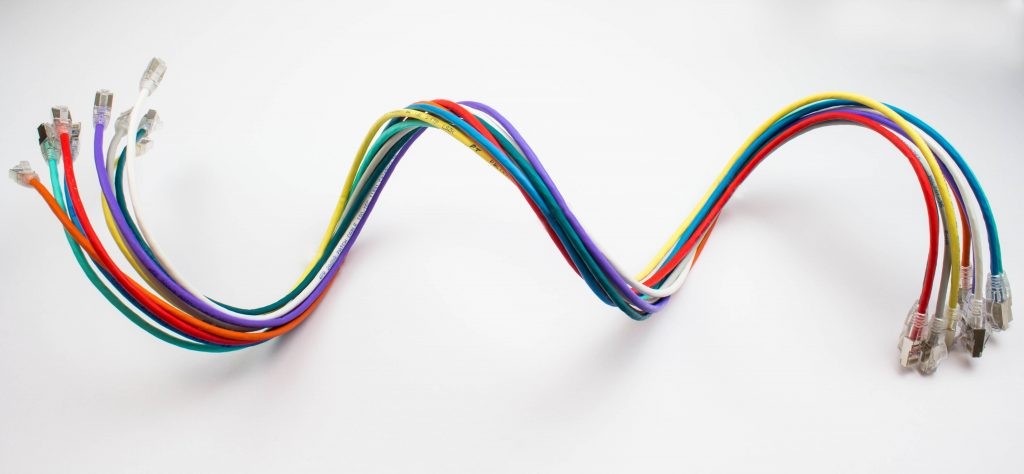 The Difference between F/UTP and U/FTP in CAT6A Cables - Pactech