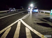 19-latka sprawczynią wypadku na obwodnicy.