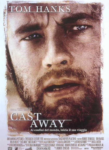 Locandina italiana Cast Away